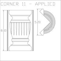 Corner 11 Applied