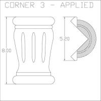 Corner 3 Applied