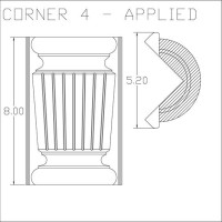 Corner 4 Applied