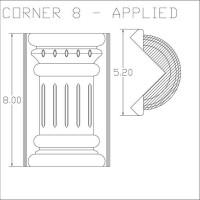 Corner 8 Applied