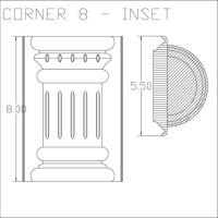 Corner 8 Inset