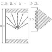 Corner B Inset