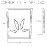 Corner F8 Applied