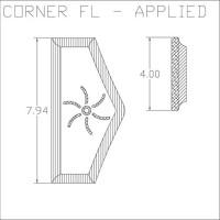 Corner FL Applied