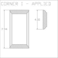 Corner I Applied