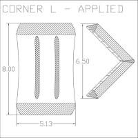 Corner L Applied