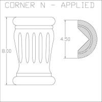Corner N Applied