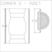 Corner O Inset
