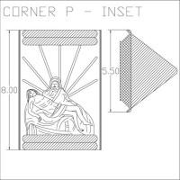 Corner P Inset