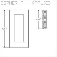 Corner T Applied